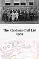 Rhodesia Civil List